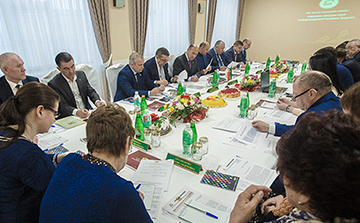 встреча производителей хлебобулочных и кондитерских изделий РТ